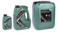 Полусинтетическое масло GROM-EX 10W40 ULTRA 20 л.