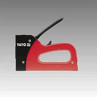 Степлер мебельный, 10,6x6,0-16,0x1,2 мм, Yato (Toya)