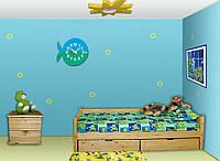 Деревянная детская Одноярусная кровать с ящиками выдвижными