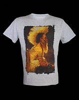 Качественная мужская футболка PUNK