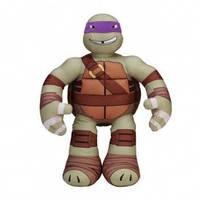 Черепашки ниндзя мягкая интерактивная игрушка Донателло озвучена 39 см