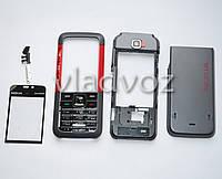Корпус для Nokia 5310 красный с кнопками class AAA
