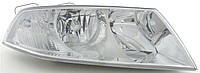 Фара передняя для Skoda Octavia А5 '05-09 левая (DEPO) под электрокорректор