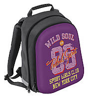 """Рюкзак школьный ортопедический каркасный, EVA фасад 15"""" CFS85459 """"Wild Soul"""" Cool For School"""