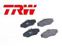 Колодки передние TRW Citroen C3