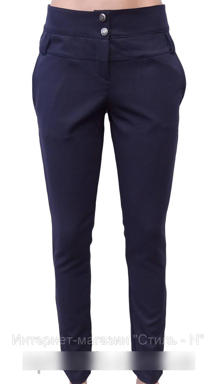 Женские брюки с завышенной талией доставка
