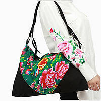 Тканевая сумка Цветы