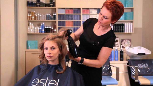 Как сделать волосы объемными с помощью мусса - NikeCRM