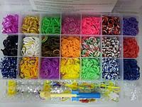 Набор резинок для плетения браслетов Loom Bands 4200