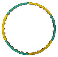 Массажный обруч для похудения Hula Hoop (Хула Хуп)