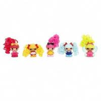Лалалупси крошки набор с куклами веселые подружки серии кудряшки симпатяшки 5 кукол