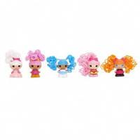 Лалалупси крошки набор с куклами лучшие подружки серии кудряшки симпатяшки 5 кукол