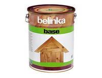 Грунт-антисептик для дерева Belinka base, 5 л