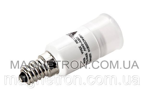 Лампочка для холодильника Electrolux 1,5W 2425899016, фото 2