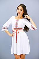 Вышиванка женская Платье Лыбидь