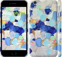 """Чехол на iPhone 6 Холст с красками """"2746c-45"""""""