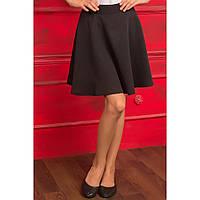 Стильная школьная юбка - полусолнце