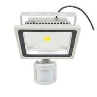 Прожектор світлодіодний (Floodlights) EL-FL10W з датчиком руху