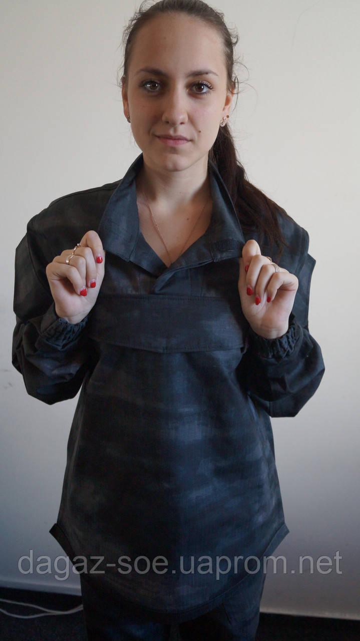 Женский камуфлированный костюм доставка