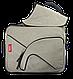 Сумка-трансформер Mixbag, одна сумка на все случаи динамичной жизни, бежевая 11,6, фото 3