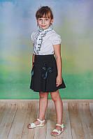 Школьная юбка для девочки, фото 1