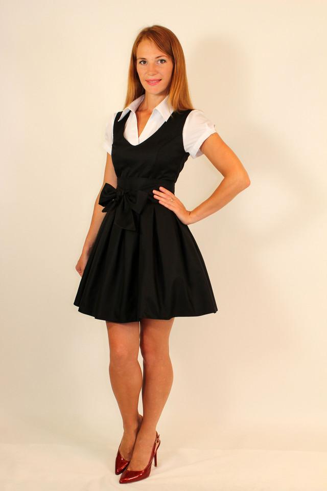 Платье С Блузкой С Доставкой