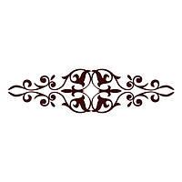 Виниловая наклейка на стену Элемент декора