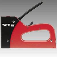 Степлер мебельный, 11,3x6,0-16,0x0,7 мм, Yato (Toya)