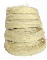 Пряжа для вязания ровница, высшей категории, цвет светло-бежевый