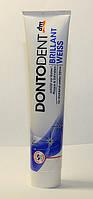 Отбеливающая зубная паста Dontodent 125мл — Германия, фото 1
