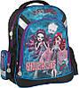 Рюкзак для девочки ортопедический школьный 519 Monster High