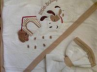 Полотенце для купания новорожденного