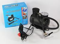 Автомобильный  компрессор для накачки шин DC 12V