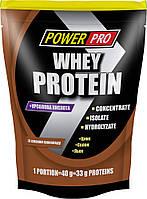 Power Pro Протеин Power Pro Whey protein, 1000 г (шоколад)