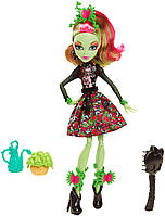 Кукла Монстер Хай Венера МакФлайтрап Мрак и Цветение (Monster High Venus McFlytrap Gloom and Bloom)