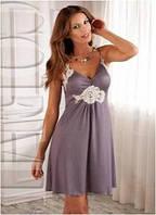 Сорочка Coemi - 151 C571 (женская одежда для сна, дома и отдыха, элитная домашняя одежда, пижама)
