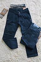 Катоновые брюки для мальчиков 6 - 14 лет