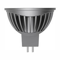 LED лампа Electrum MR16 GU5,3 7W(510Lm) 2700K LR-19 220VAC алюм. корп. A-LR-0251
