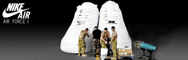 Кроссовки Nike Air Force в Киеве с доставкой