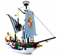Конструктор BRICK 305 Пиратский корабль