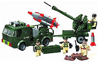 Конструктор Ракетная установка Brick 812