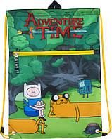 Сумка для обуви и спортивной формы, с карманом 601 Adventure Time