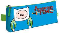 Школьный пенал мягкий на молнии 641 Adventure Time -2