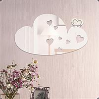 Зеркало оригинальное Облако любви 22см х 40см