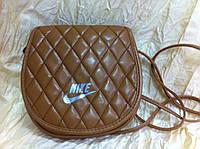 Стильный  стёганный  клатч  Nike ,Adidas