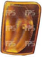 Указатель поворота Volkswagen LT '96-05 левый, желтый (DEPO)
