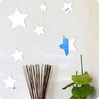 Зеркало оригинальное Звезды комплект из 11 звезд