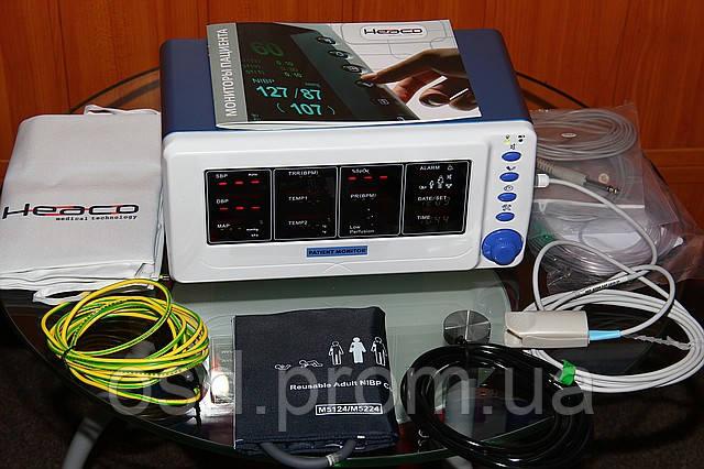 Витальный монитор пациента G2A HEACO