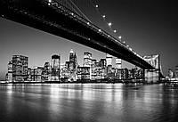Фотообои Горизонт Манхеттена, 366х254 см
