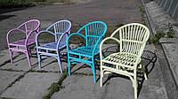 """Кресло """"Флорида"""". Плетеная мебель из ротанга ."""